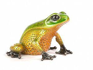 Царевны - лягушки Тима Коттерилла | Ярмарка Мастеров - ручная работа, handmade