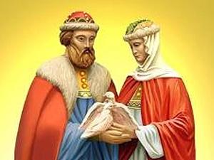 День семьи, любви и верности. Петр и Феврония - кто они?   Ярмарка Мастеров - ручная работа, handmade