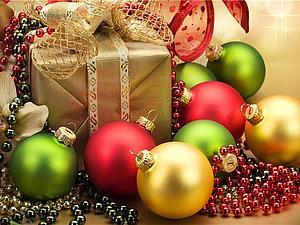 Новогоднее обьявление | Ярмарка Мастеров - ручная работа, handmade