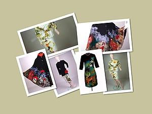 Варианты цветов шерстяной ткани для пончо и платьев | Ярмарка Мастеров - ручная работа, handmade
