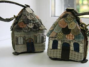 Домик с черепичной крышей | Ярмарка Мастеров - ручная работа, handmade
