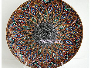 Геометрия в круге - Point-to-point | Ярмарка Мастеров - ручная работа, handmade