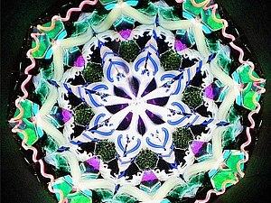 Калейдоскопы. Волшебство зимы | Ярмарка Мастеров - ручная работа, handmade