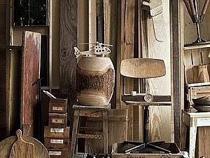 Натуральная красота: 23 идеи для оформления интерьера с помощью дерева | Ярмарка Мастеров - ручная работа, handmade