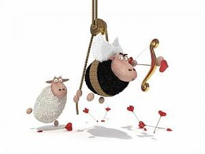 С днем Святого Валентина! :) | Ярмарка Мастеров - ручная работа, handmade
