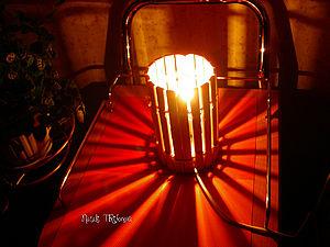 Светильник из бамбука за пару часов!. Ярмарка Мастеров - ручная работа, handmade.