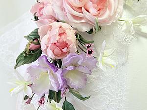 Новая работа - Комплект цветочных аксессуаров
