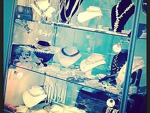 Акция! При резерве изделия - серьги на серебре в подарок! | Ярмарка Мастеров - ручная работа, handmade