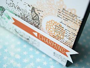 Мастер-класс по открыткам в стиле CaS   Ярмарка Мастеров - ручная работа, handmade
