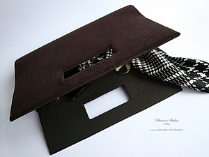 Мастер - класс по сумочкам клатч | Ярмарка Мастеров - ручная работа, handmade