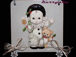Скидки на Новогоднюю Коллекцию в стиле винтаж!!! | Ярмарка Мастеров - ручная работа, handmade