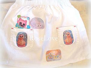 Как декорировать пятна на детской одежде. Ярмарка Мастеров - ручная работа, handmade.