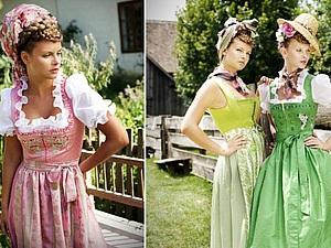 Австрийский народный костюм от бренда Sportalm как источник вдохновения | Ярмарка Мастеров - ручная работа, handmade