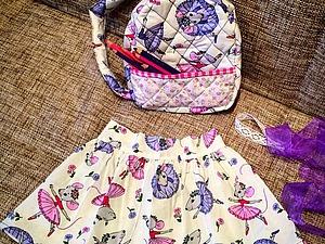 Видео мастер-класс: как просто сшить юбку без выкройки. Ярмарка Мастеров - ручная работа, handmade.