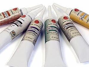 Акриловые контуры своими руками | Ярмарка Мастеров - ручная работа, handmade
