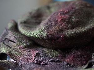 Техника раскладки шерсти из гребеной ленты   Ярмарка Мастеров - ручная работа, handmade