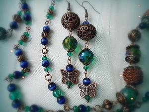 Акция до 15 сентябрь - Серьги в подарок | Ярмарка Мастеров - ручная работа, handmade