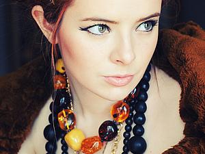 Джейн Олдридж. Богемный шик и искусство носить украшения. | Ярмарка Мастеров - ручная работа, handmade