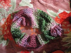 Новая пряжа для перуанских шарфиков | Ярмарка Мастеров - ручная работа, handmade