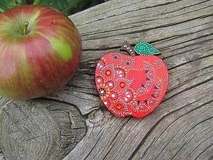 Яблочко в подарок! | Ярмарка Мастеров - ручная работа, handmade