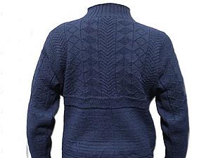 Ганзейский рыбацкий свитер: история возникновения и особенности вязания | Ярмарка Мастеров - ручная работа, handmade