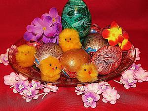 Светлый праздник Пасхи. | Ярмарка Мастеров - ручная работа, handmade