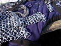 Мастер класс по кольчужному плетению в Киеве | Ярмарка Мастеров - ручная работа, handmade
