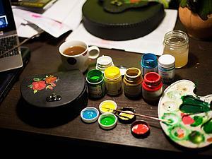 Творческие процессы:-) | Ярмарка Мастеров - ручная работа, handmade