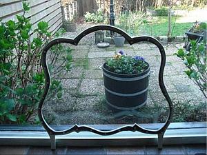 Винтажное украшение окна   Ярмарка Мастеров - ручная работа, handmade