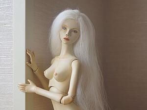 Мастер-класс: перетяжка шарнирной куклы. Ярмарка Мастеров - ручная работа, handmade.