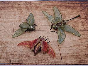 Создаем майского жука по мотивам работ Michele Carragher. Ярмарка Мастеров - ручная работа, handmade.