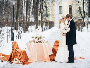 Очень нежная и красивая свадьба в Русском стиле. | Ярмарка Мастеров - ручная работа, handmade