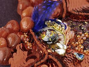 MAGALI RENARD.  Французский дизайнер художественной вышивки! | Ярмарка Мастеров - ручная работа, handmade