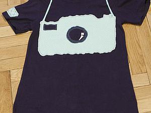 Как сделать удлиненную «беременную» футболку из мужской. Ярмарка Мастеров - ручная работа, handmade.