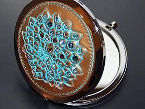 Зеркало в подарок любимой - шикарный подарок | Ярмарка Мастеров - ручная работа, handmade