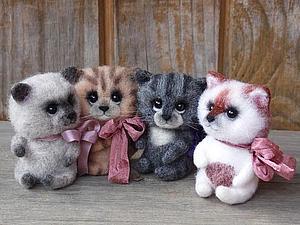 Приглашаю на занятия по сухому валянию игрушек в сентябре! Москва. | Ярмарка Мастеров - ручная работа, handmade