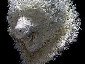 Удивительные бумажные скульптуры художников Allen and Patty Eckman | Ярмарка Мастеров - ручная работа, handmade