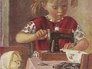 Терминология машинных работ. Ярмарка Мастеров - ручная работа, handmade.