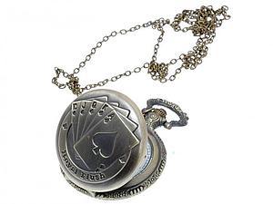 Скидка 100 руб на карманные кварцевые часы!!! | Ярмарка Мастеров - ручная работа, handmade