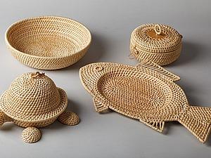 Забытое ремесло- плетение из соснового корня.   Ярмарка Мастеров - ручная работа, handmade