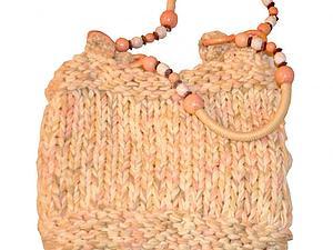 Мастер-класс по созданию вязаной женской сумки | Ярмарка Мастеров - ручная работа, handmade