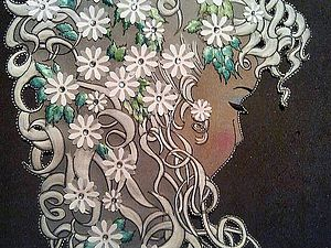 Чудеса из бумаги: работы в технике парчмент-крафт | Ярмарка Мастеров - ручная работа, handmade
