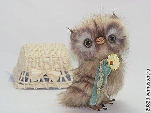 Совушка - Супер конфетка! | Ярмарка Мастеров - ручная работа, handmade