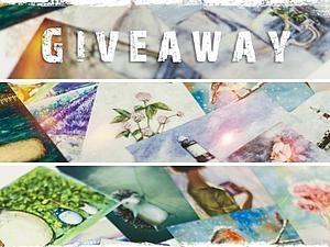 Giveaway авторских открыток!) | Ярмарка Мастеров - ручная работа, handmade