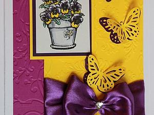 Открыточки конфетки для девушек и женщин к 8 марта от Salonetel | Ярмарка Мастеров - ручная работа, handmade