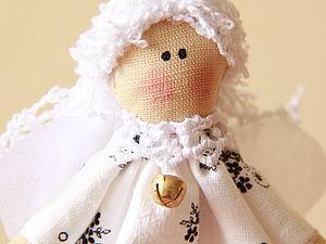 Шьем ангелочка своими руками. Ярмарка Мастеров - ручная работа, handmade.