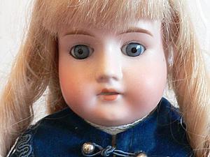 Антикварная кукла. Рекомендации по уходу. | Ярмарка Мастеров - ручная работа, handmade