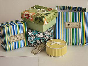 Красивая коробочка легко и быстро. Ярмарка Мастеров - ручная работа, handmade.