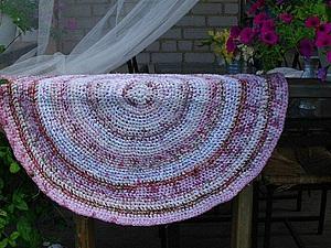 Как ухаживать за вязаными ковриками. Ярмарка Мастеров - ручная работа, handmade.