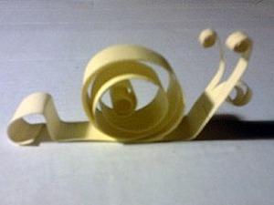 Делаем улитку с ребенком. | Ярмарка Мастеров - ручная работа, handmade